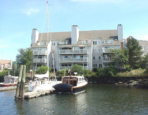 Foreclosures of waterfront homes, town homes and condos!